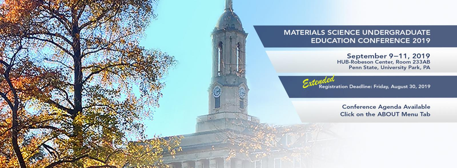 Penn State Department of Materials Science and Engineering