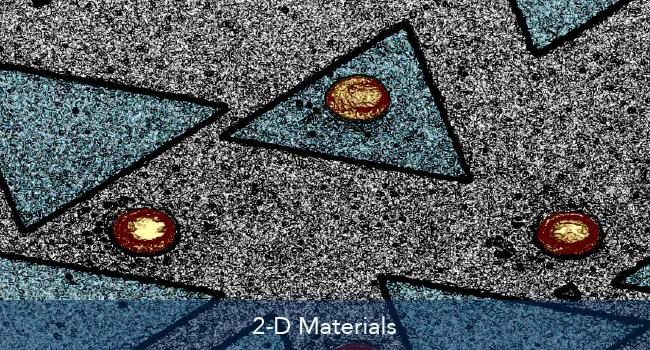 2-D Materials