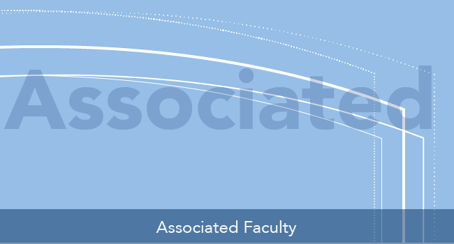 associated faculty view