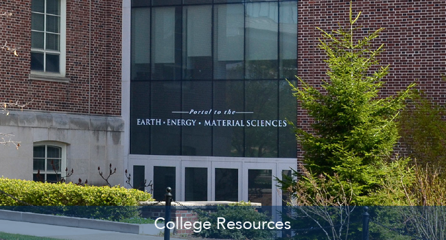 College of EMS Resources