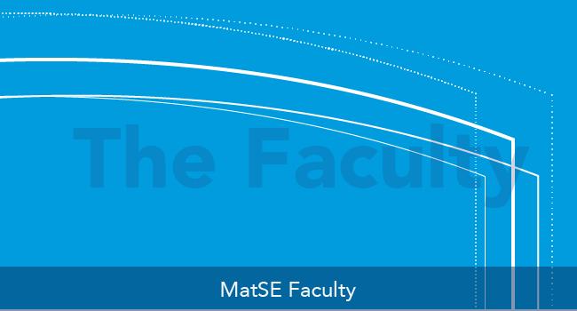 Tenure Line Faculty Portfolio