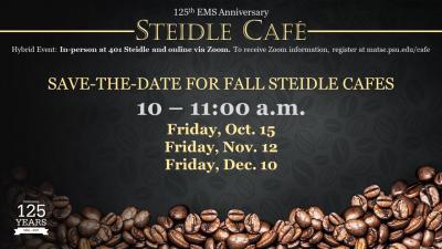 steidle cafe fall 2021
