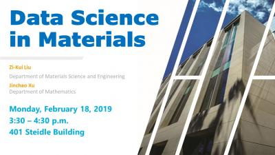 Data Science in Materials