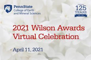wilson awards