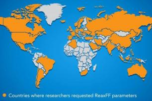 ReaxFF reactive force