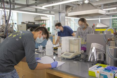 Materials engineering ranked tenth
