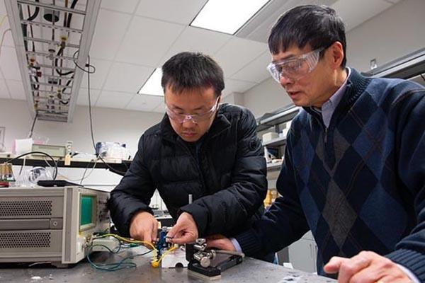 Xin Chen and Qiming Zhang