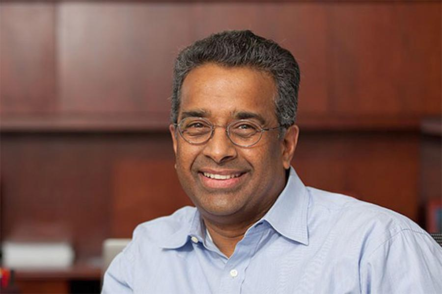 """Ramamoorthy Ramesh will discuss """"Electric Field Control of Magnetism"""" during the 2018 Nelson W. Taylor Lecture Series in Materia"""