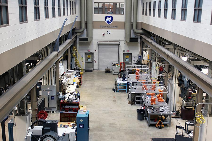 The new super-finishing lab will be installed in the Factory for Advanced Manufacturing Education Lab, a 10,000-square foot-inte
